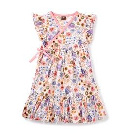 Tea Collection Kantju Wrap Dress