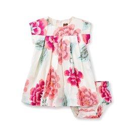 Tea Collection Cassie Sateen Baby Dress