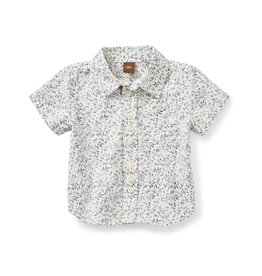 Tea Collection Birdsville Buttoned Baby Shirt
