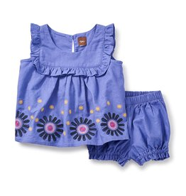 Tea Collection Ayers Baby Outfit