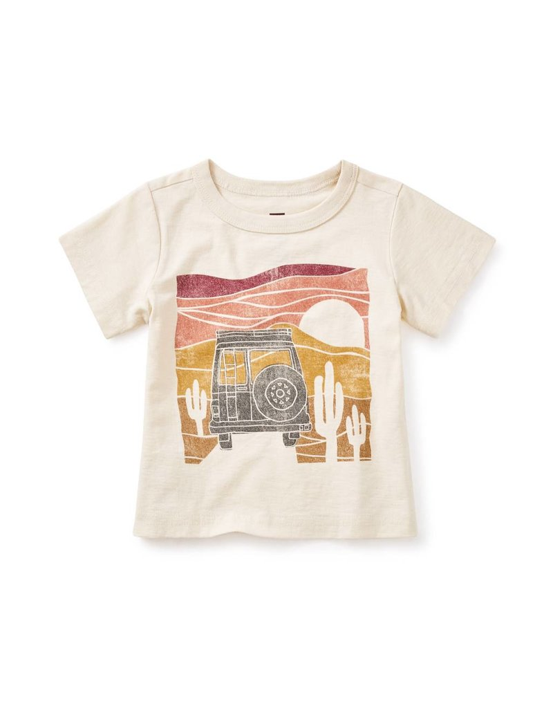 Tea Collection Alice Springs Graphic Baby Tee