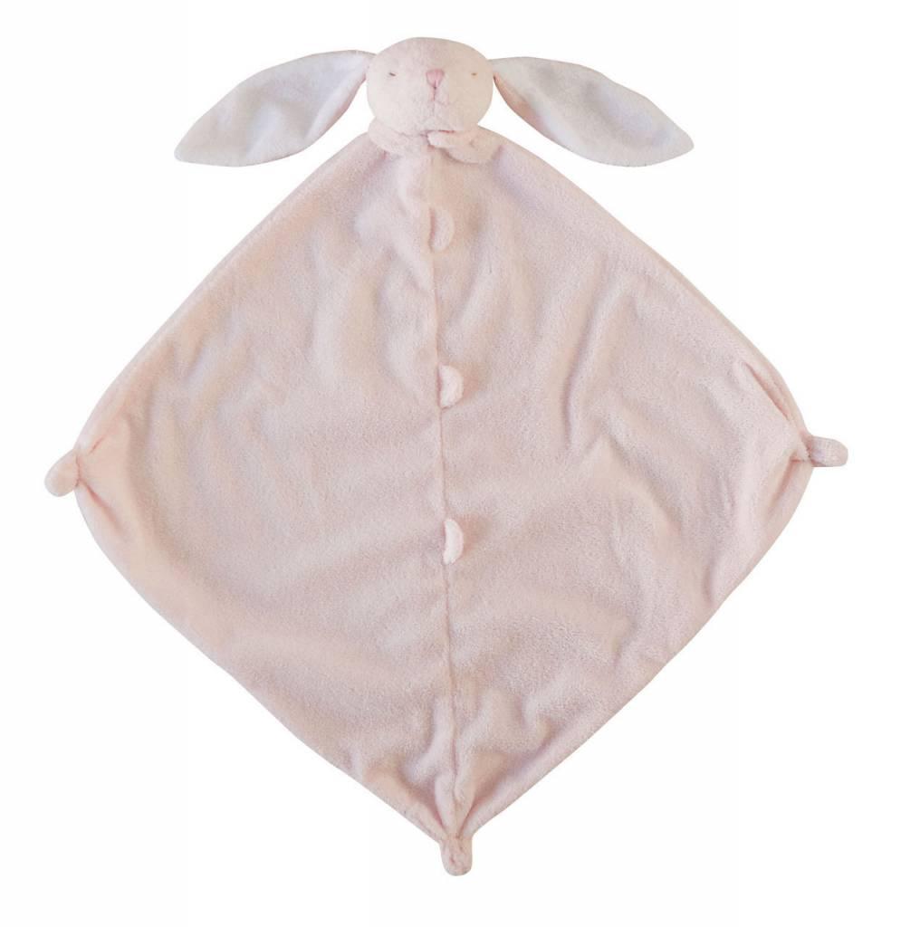 Angel Dear Pink Bunny Blankie