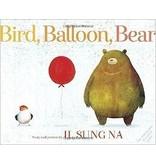 Penguin Random House Bird, Balloon, Bear