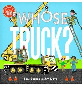 Abrams-Stewart Tabori & Chang Whose Truck?