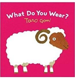Abrams-Stewart Tabori & Chang What Do You Wear