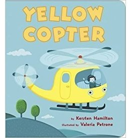Penguin Random House Yellow Copter