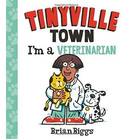 Hachette Tinyville Town- I'm A Veterinarian