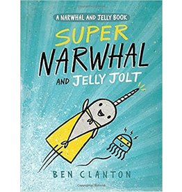 Penguin Random House Super Narwhal And Jelly Jolt