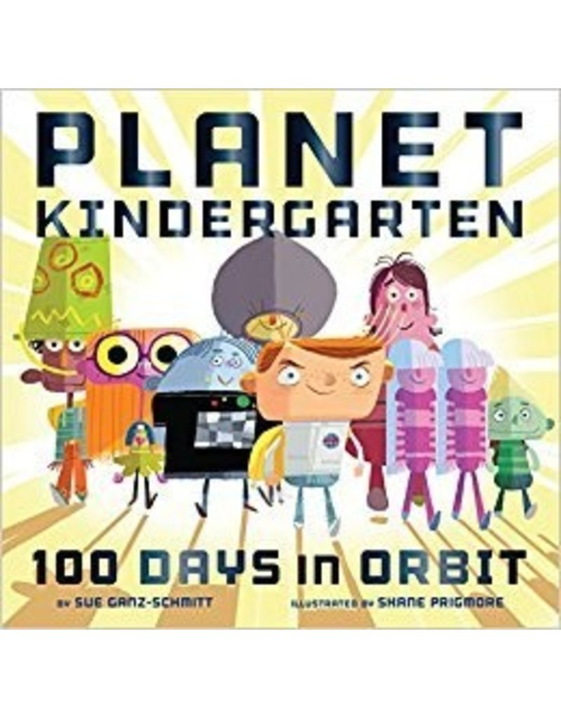 Abrams-Stewart Tabori & Chang Planet Kindergarten