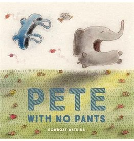 Abrams-Stewart Tabori & Chang Pete With No Pants