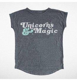 Tiny Whales Unicorns & Magic Tee
