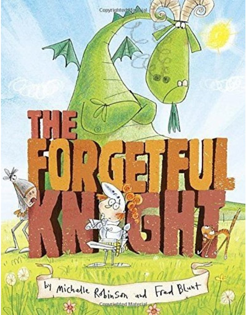 Penguin Random House The Forgetful Knight