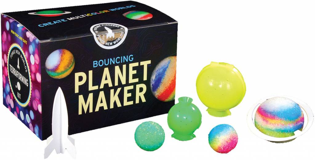 Copernicus Bouncing Planet Maker
