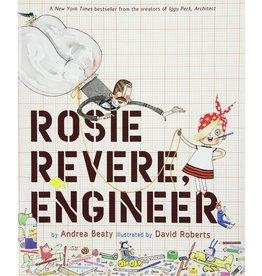 Abrams-Stewart Tabori & Chang Rosie Revere, Engineer