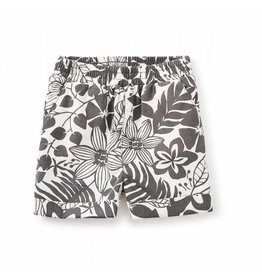 Tea Collection Boom Gallery Cuffed Shorts