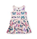 Tea Collection Locals Only Tank Baby Dress