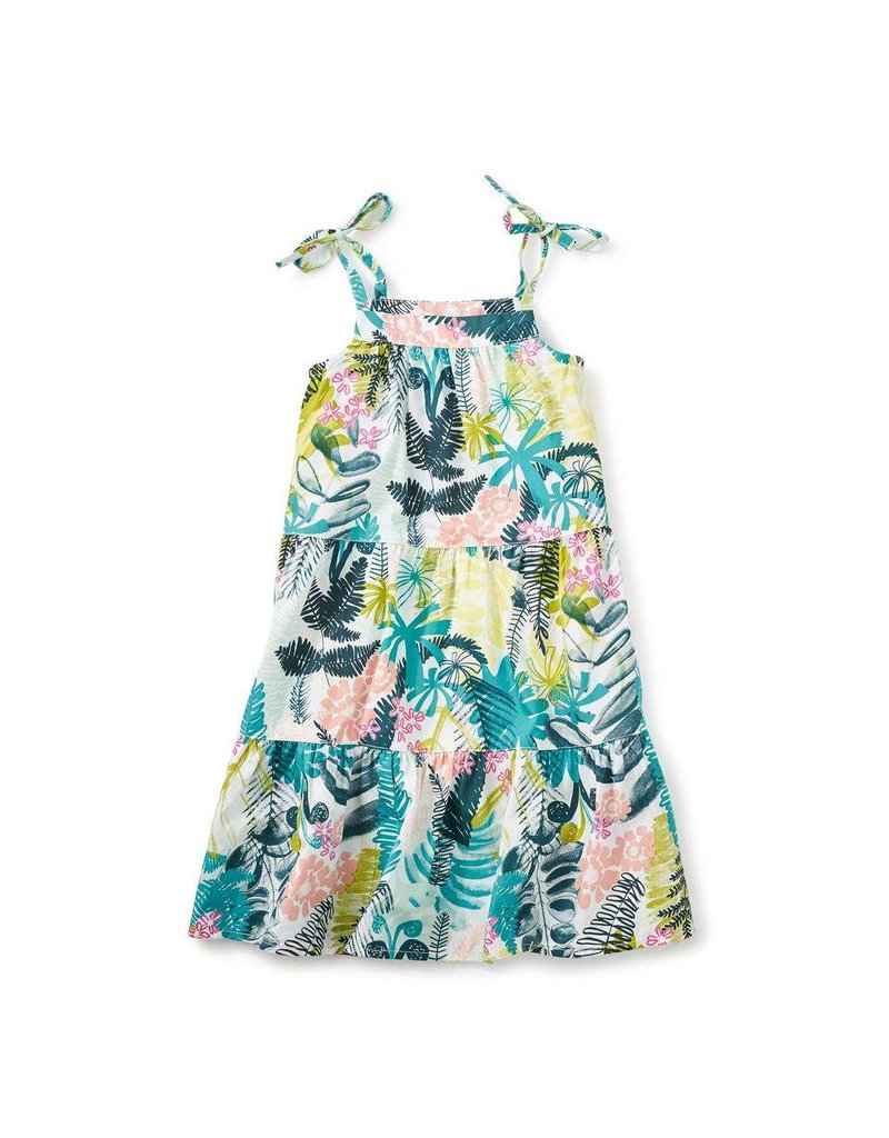 Tea Collection Wujal Wujal Tiered Sundress