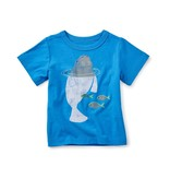Tea Collection Dugong Graphic Tee