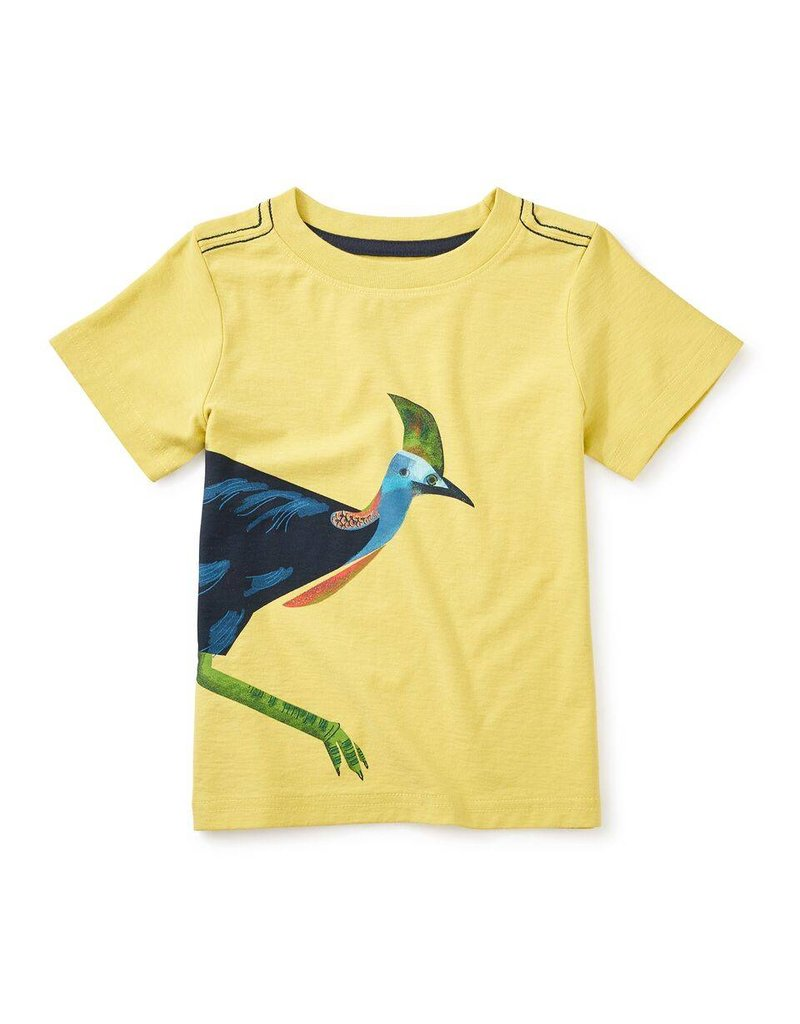 Tea Collection Cassowary Graphic Tee