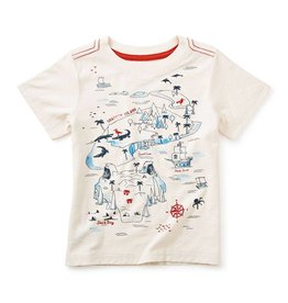 Tea Collection Snapper Island Graphic Tee