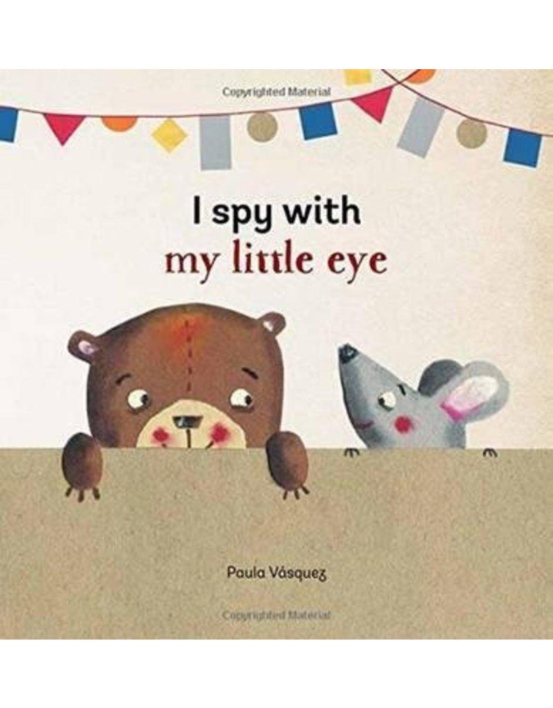 Gibbs Smith Books I Spy With My Little Eye