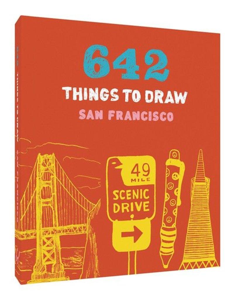 Abrams-Stewart Tabori & Chang 642 Things To Draw San Francisco