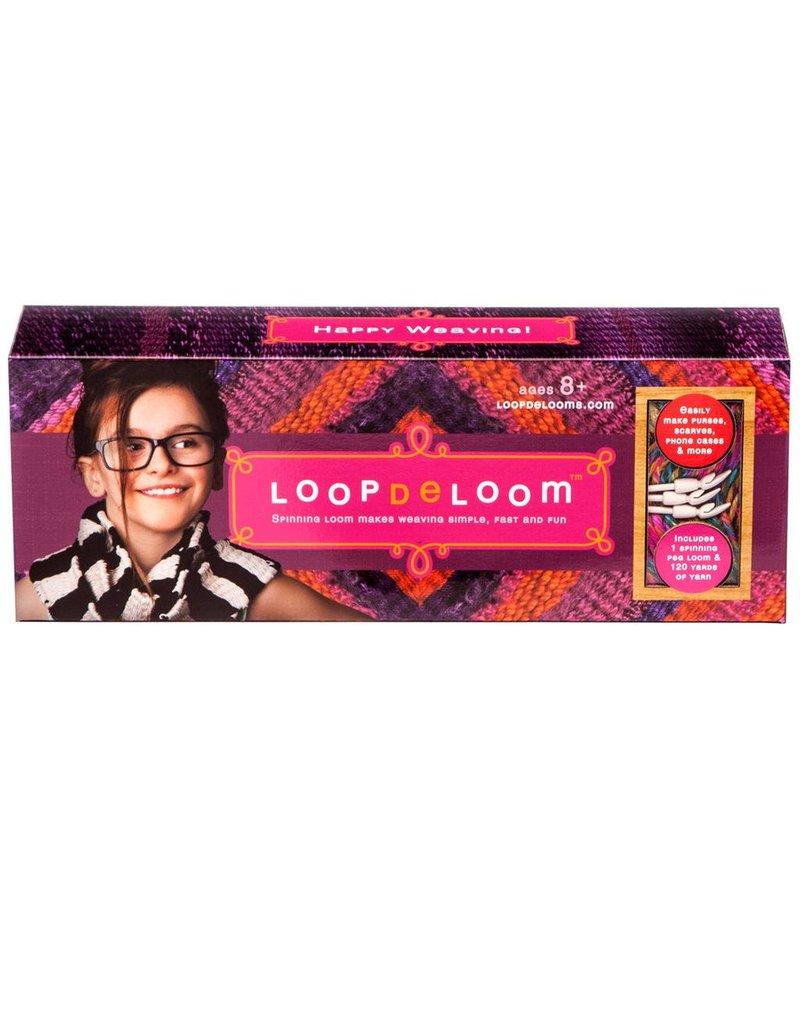 Ann Williams Group Loopdedoo Weaving Loom Kit