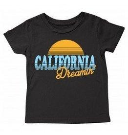 Tiny Whales California Dreamin' Baby Tee