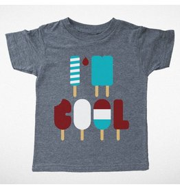 Tiny Whales I'm Cool Baby Tee