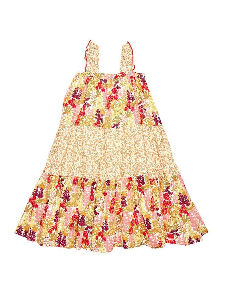 Pink Chicken Garden Dress
