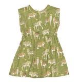 Pink Chicken Hadley Cheetah Dress