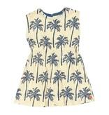 Pink Chicken Hadley Blue Dress