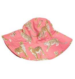 Pink Chicken Sun Hat