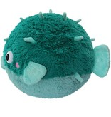 Squishables Teal Pufferfish