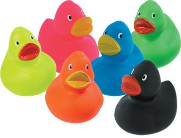 Schylling Rubber Duckie