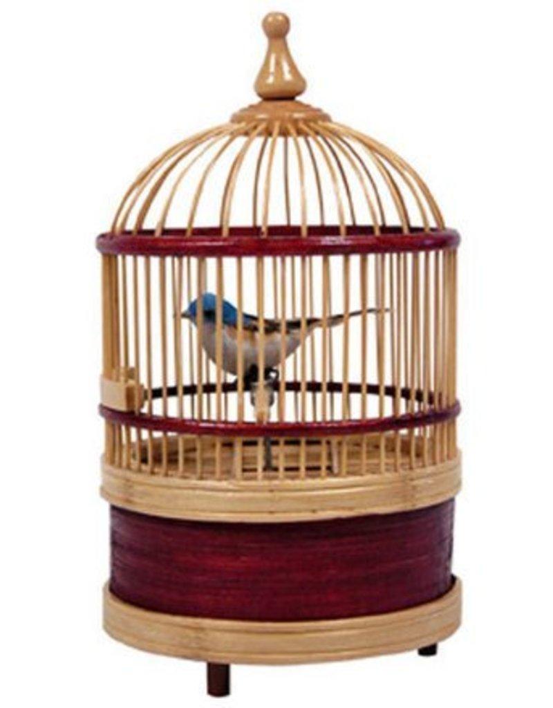 Schylling Singing Bird Cage