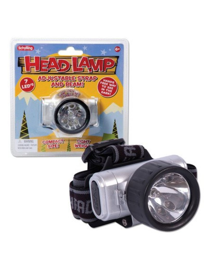 Schylling Head Lamp