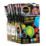 Light Up Balloons 5 pack