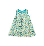 Tea Collection Daintree Trapeze Baby Dress