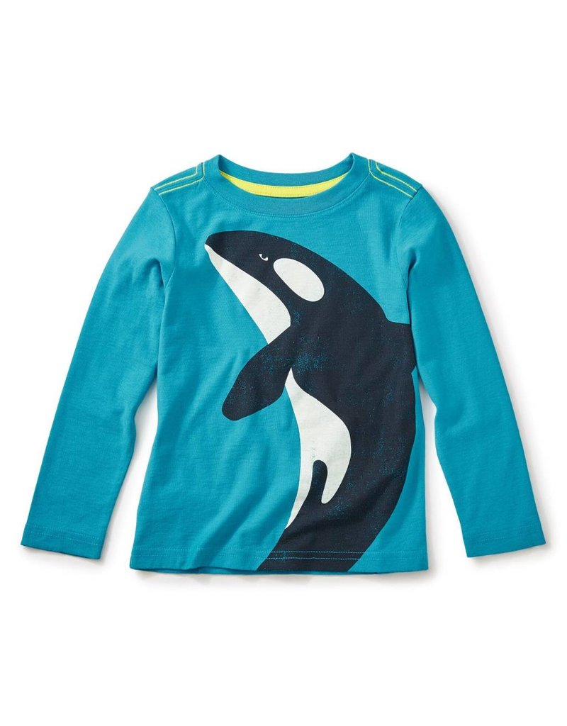 Tea Collection Orca Graphic Tee