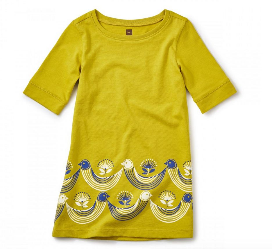 Tea Collection Iona Graphic Dress