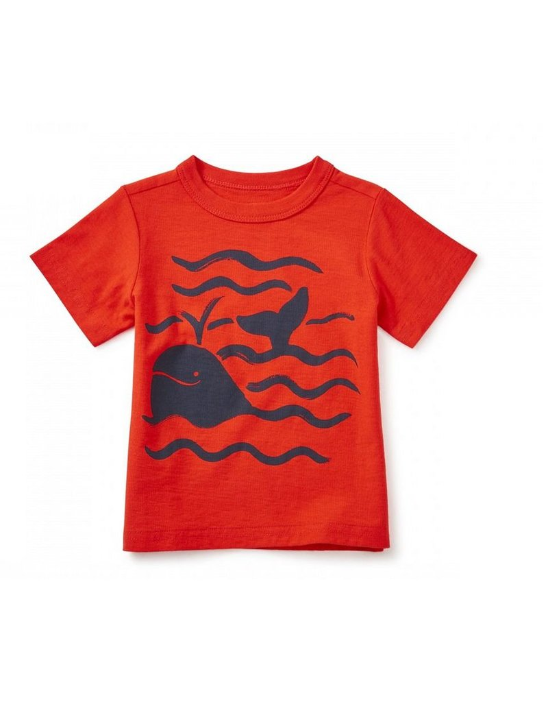 Tea Collection The Minch Grapic Tee