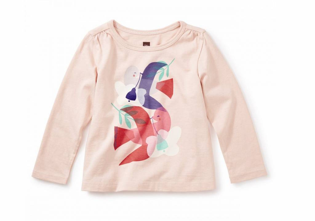 Tea Collection Eun Baby Graphic Tee