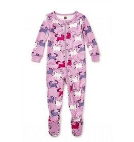 Tea Collection Shetland Baby Pajamas
