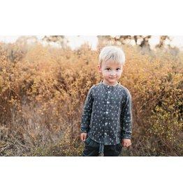 Rylee & Cru Trees Pocket Shirt
