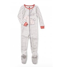 Tea Collection Rabaid Footed Pajamas