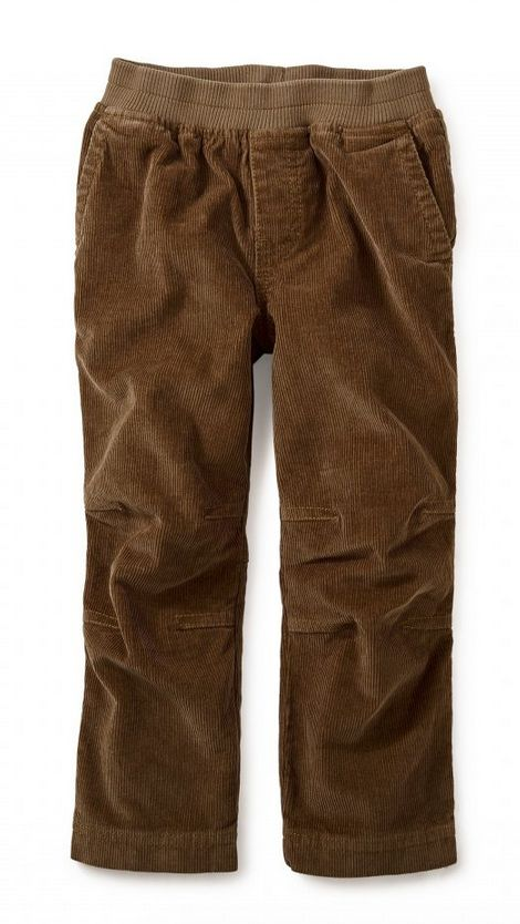 Tea Collection Mushroom Corduroy Pants