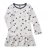 Tea Collection Moggy Cat Ruffle Dress