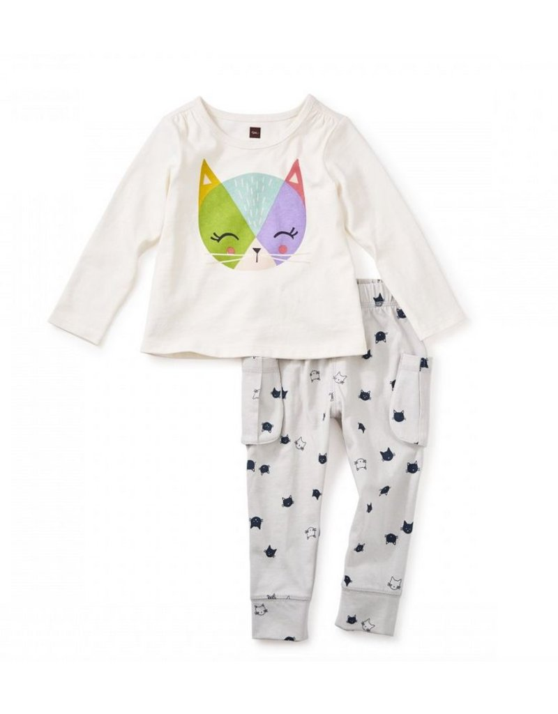 Tea Collection Hamish McHamish Baby Outfit