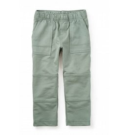 Tea Collection Olive French Terry Playwear Pants